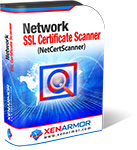 Network SSL Certificate Scanner