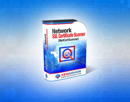 User Guide - Network SSL Certificate Scanner